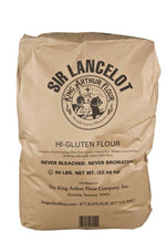 Load image into Gallery viewer, Flour for Breads & Pizza — King Arthur Sir Lancelot 50 lb bag