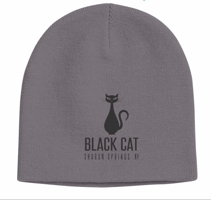 Black Cat Beanies -- are back!