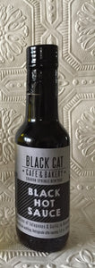Black Hot Sauce NEW!