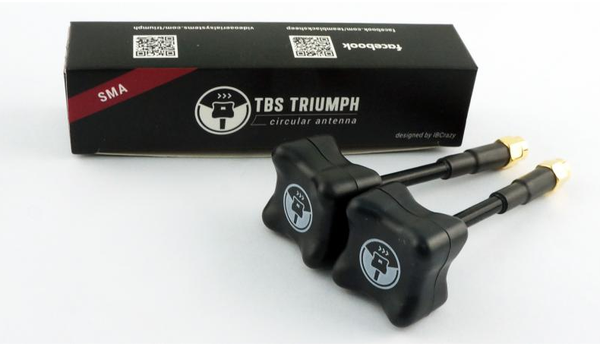 TBS Triumph SMA - Set of 2