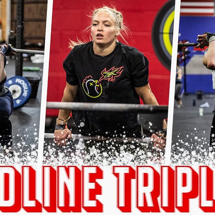 REDLINE TRIPLETS // Adams, Nisler, Williamson
