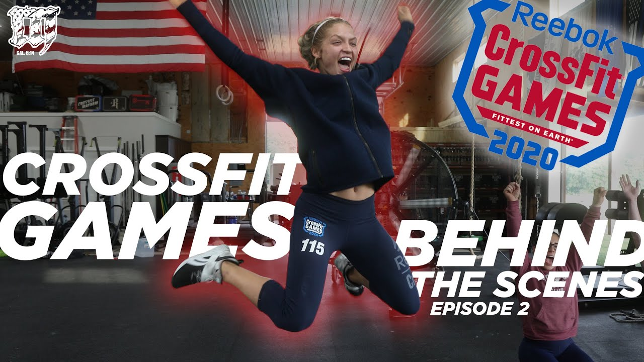 2020 CROSSFIT GAMES // EPISODE 2