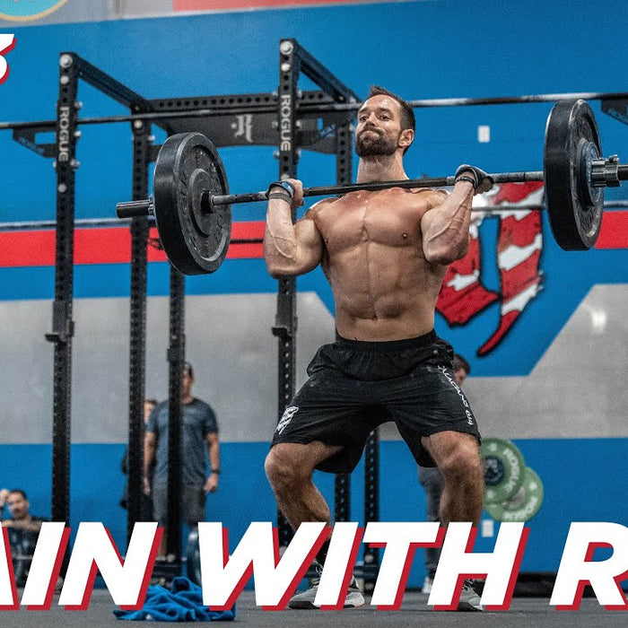 TRAIN WITH RICH 19 // SUNDAY