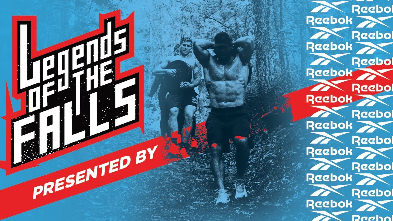 LEGENDS OF THE FALLS Presented by Reebok