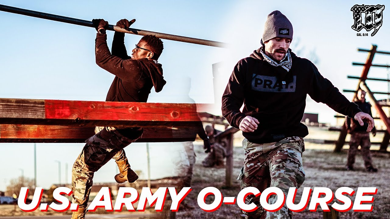 U.S. ARMY O-COURSE w/ Rich Froning & Chandler Smith