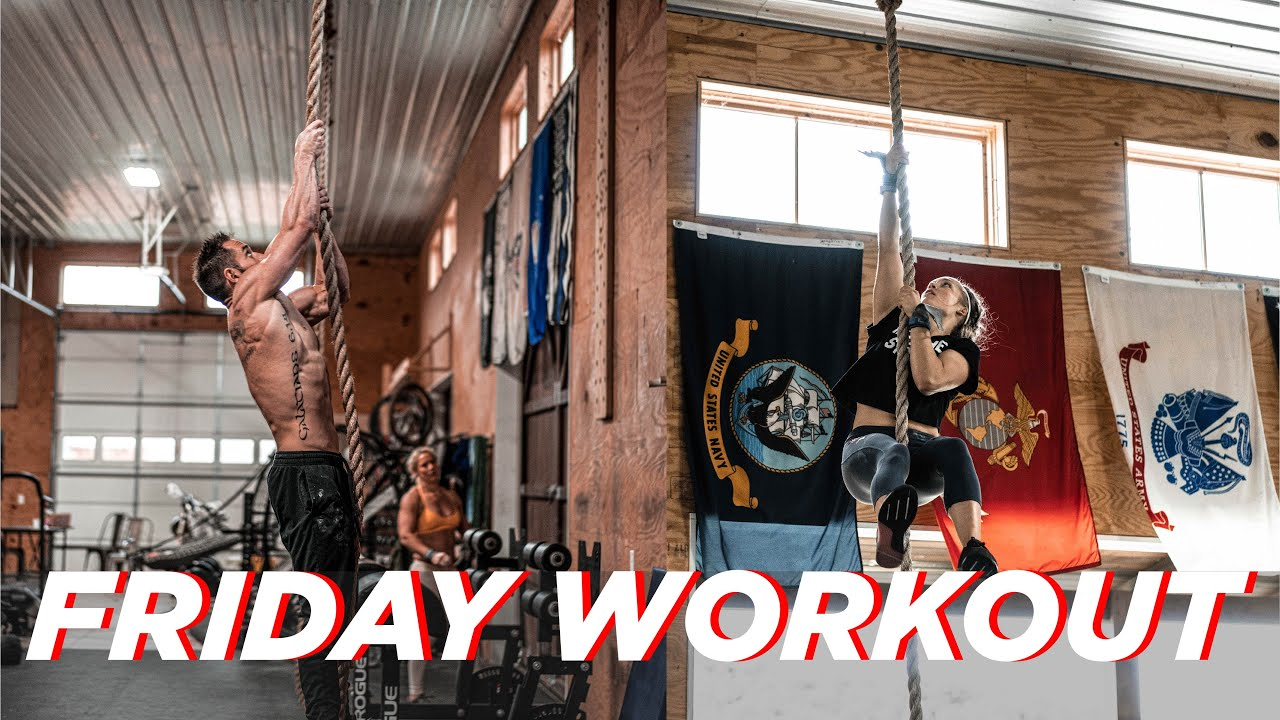 ADAMS, FRONING //Friday Workout 1.22.21