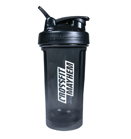 MAYHEM PRO SERIES BLENDERBOTTLE® // BLACK (24 oz)