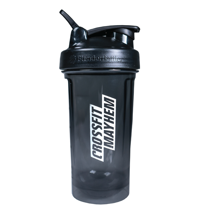CrossFit Mayhem Pro Series BlenderBottle®: Black [24 oz.]