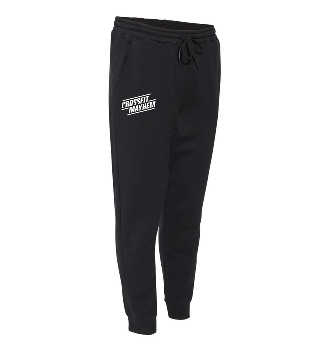 MAYHEM JOGGERS // BLACK
