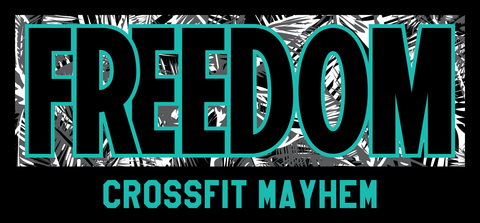 FREEDOM 2020 //STICKER // FREEDOM