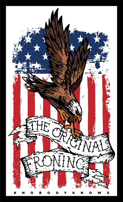 ORIGINAL FRONING // STICKER
