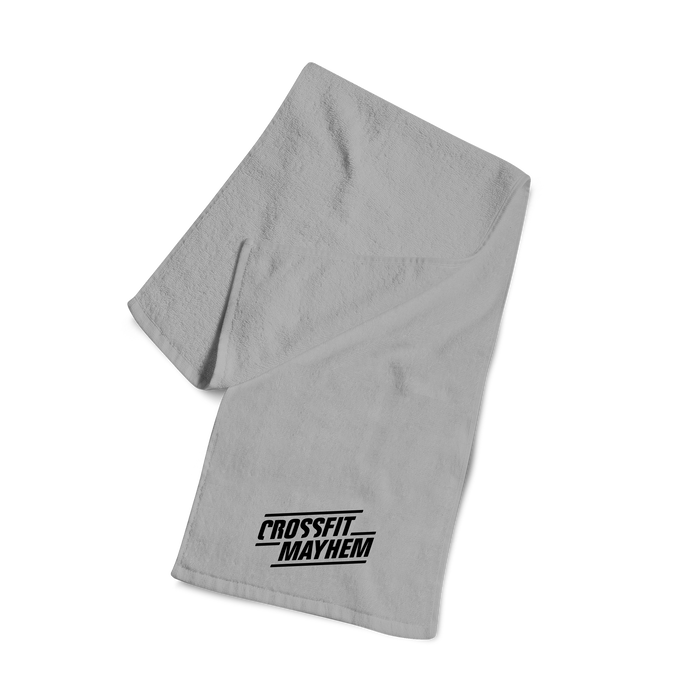 WORKOUT TOWEL // GREY