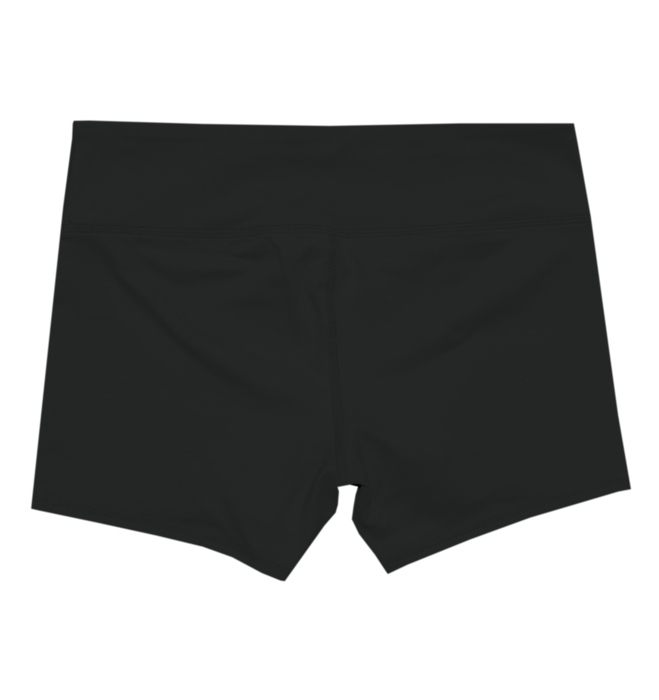 "MAYHEM 3"" SHORTS // BLACK"