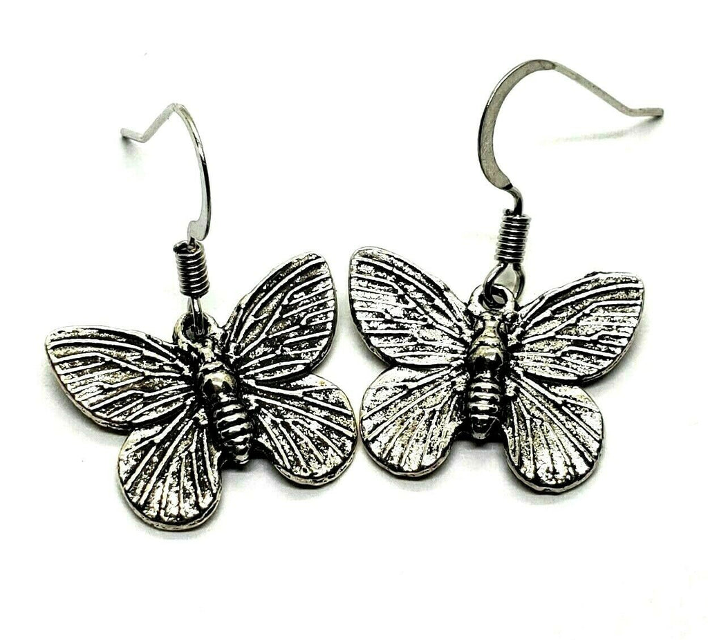 Handmade Butterfly Earrings