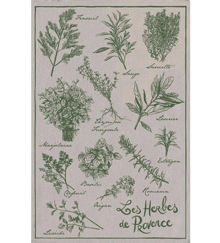 Loire Valley Sancerre - Lauverjat Moulin des Vrillères Kitchen Towel