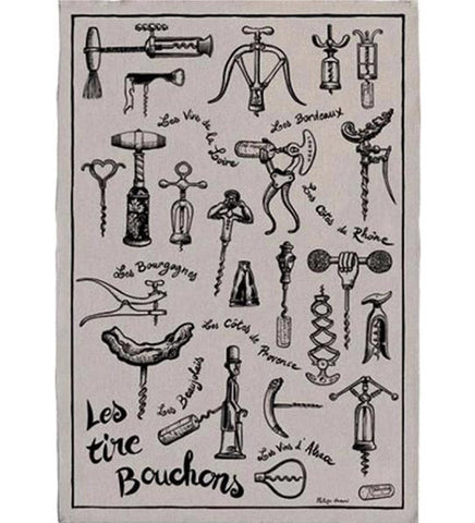 Herbs of Provence 100 % kitchen towel
