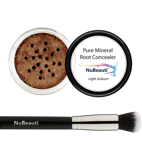 Root Concealer Touch Up Powder Light Auburn