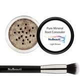 Root Concealer Touch Up Powder Light Brown