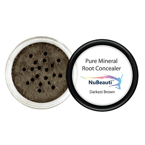 Root Concealer Touch Up Powder Darkest Brown