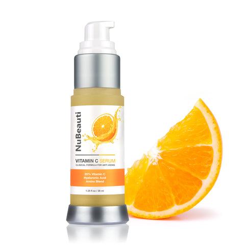 Vitamin C Face Serum with Hyaluronic Acid