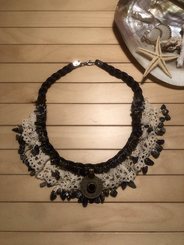 Authentic Afghan Necklace