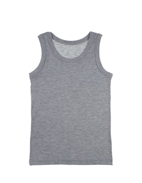 Doni Lycra Gray Boys Undershirt 7772