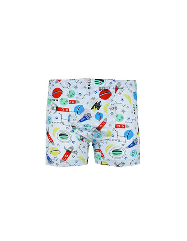 Doni Space Shuttle Printed Boys Boxer 75503