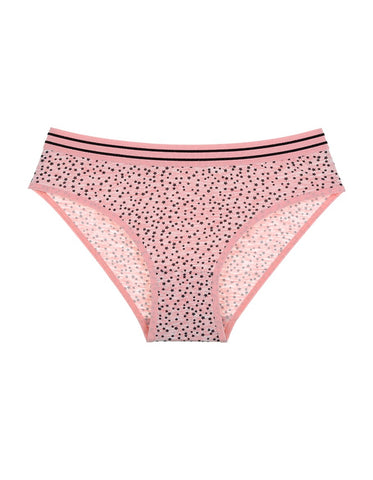 Donella Star Patterned Girls Panties 51488