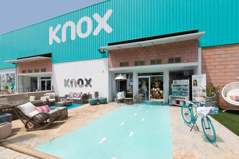 Knox Home Store Entrance