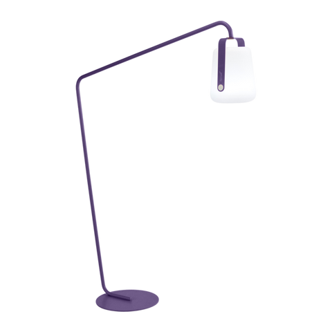 Fermob Balad Purple Standing Lamp