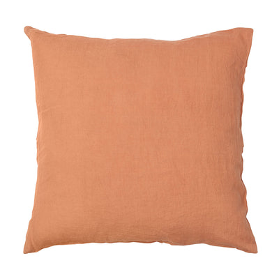 Solid colour cushion