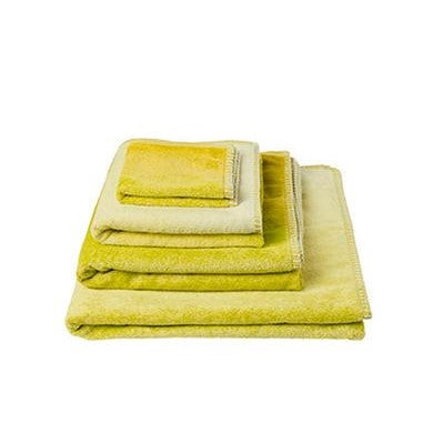 Designers Guild Green Towels