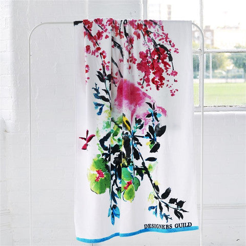 Designers Guild Flower Beach Towel