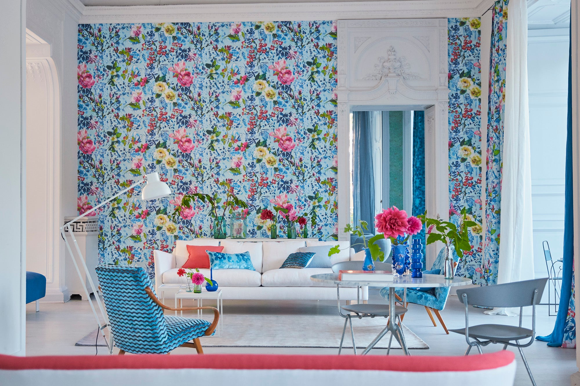 Designers Guild Spring 2017 Floral Ambience