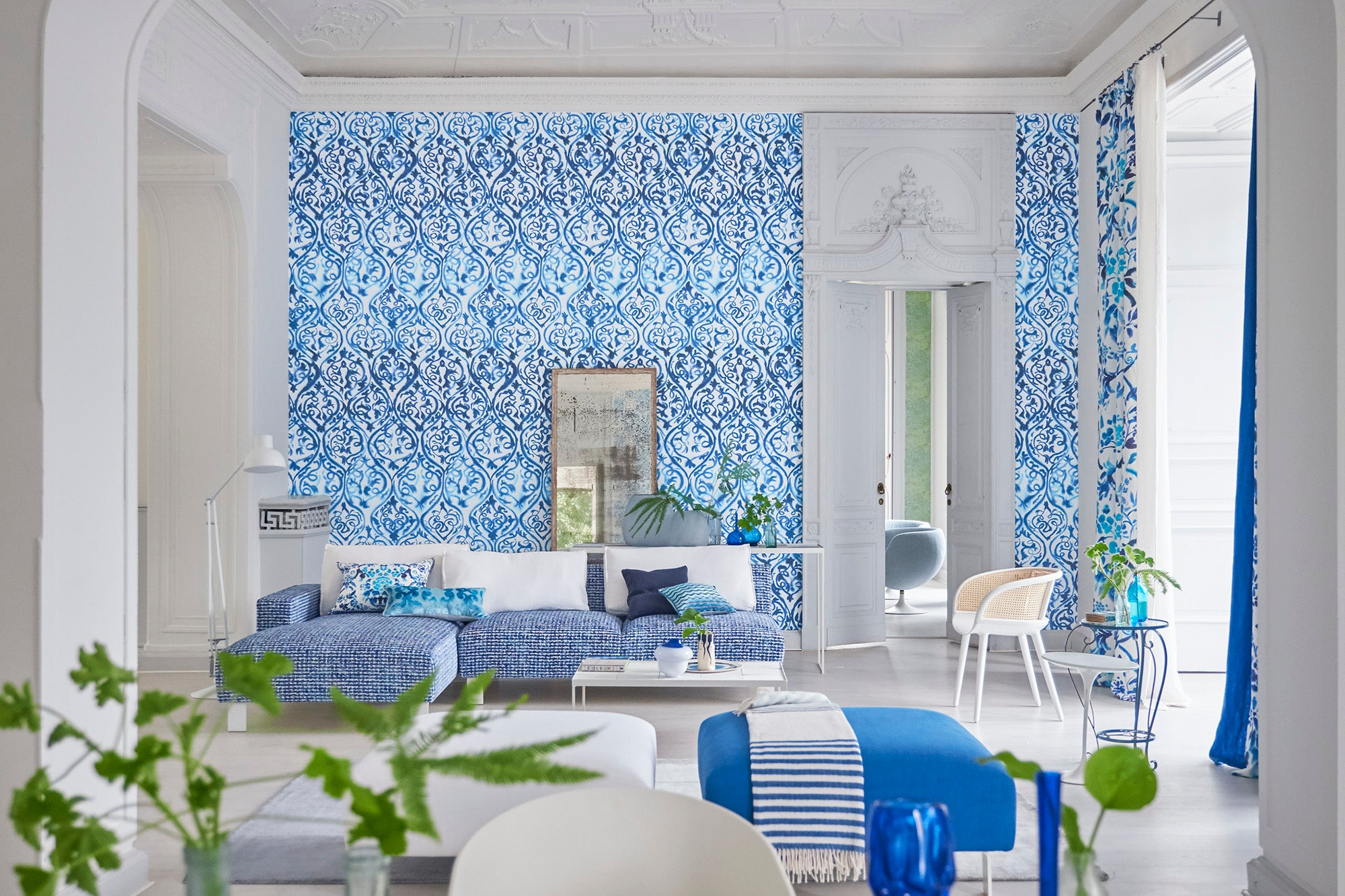 Designers Guild Spring 2017 Majorica Ambience