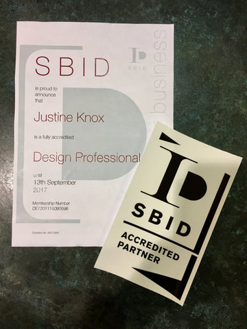 SBID Accreditation Papers