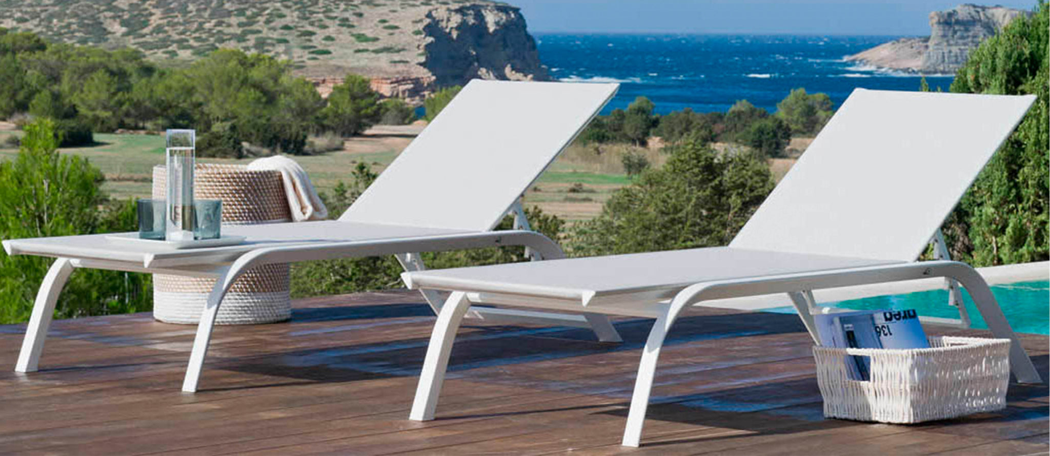 Knox Design Garden Furniture in Mallorca