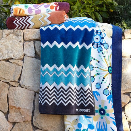 Missoni Home ZigZag Beach Towels