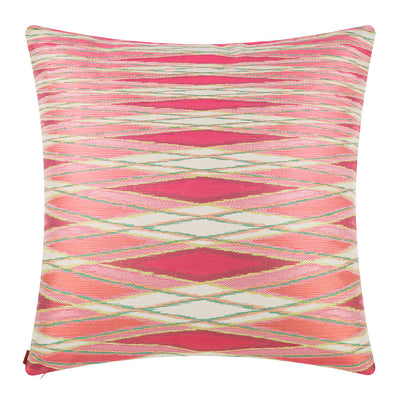 Criss cross Cushion