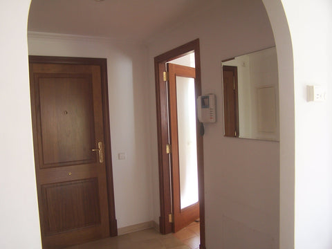 Apartment Bendinat Before Entrance