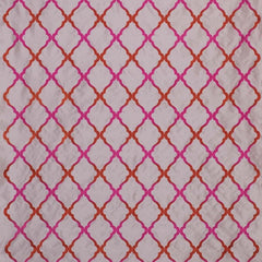 Matthew Williamson Jali Trellis Pink