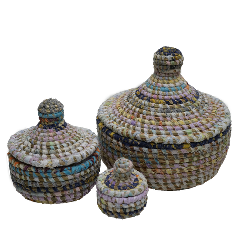 EA Deco Afripe Small Alibaba Baskets