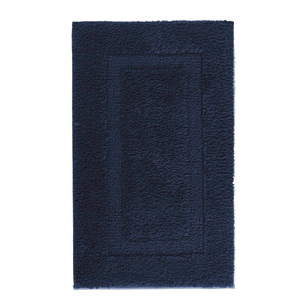 Bath Mat Classic Oxford Blue 60x100