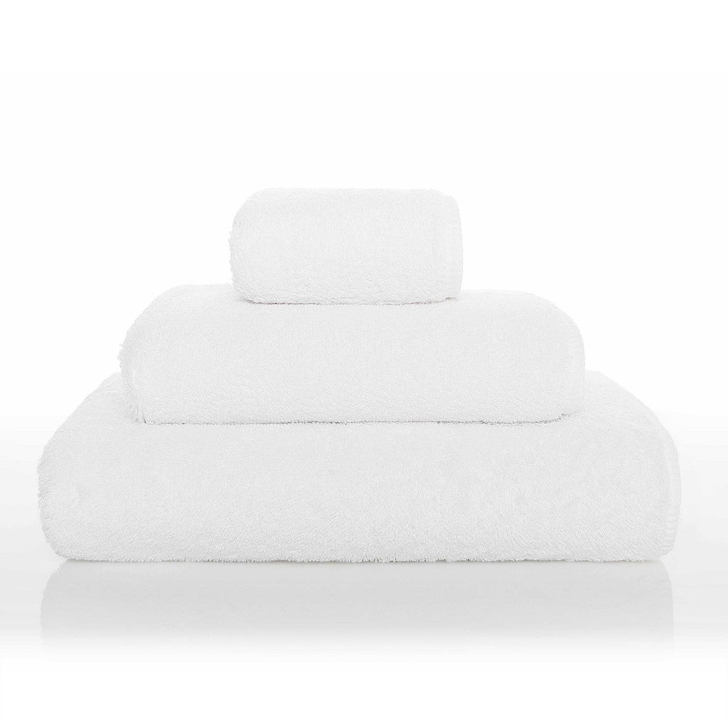 Towel Long Double Loop White 105x180cm