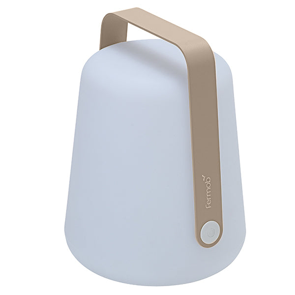 Lamp Balad H38 Outdoor LED Rechargeable Beige 6 Settings