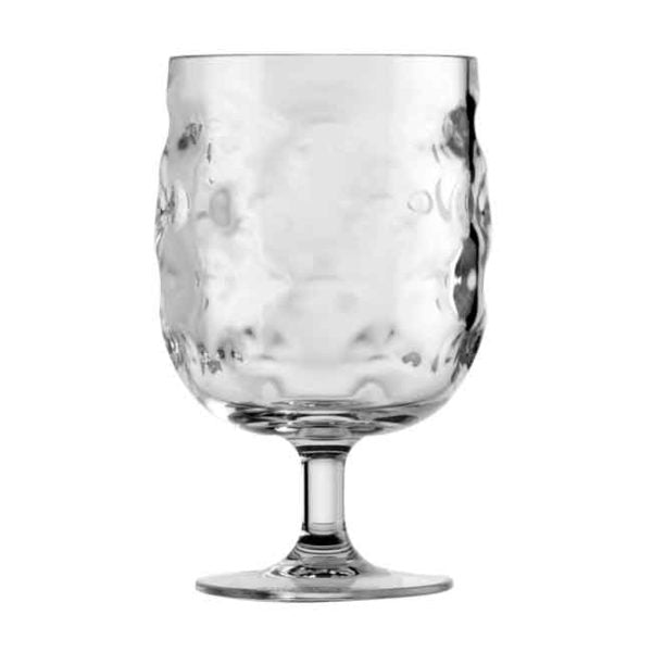 Wine Glass Moon Ice White - Set of 6