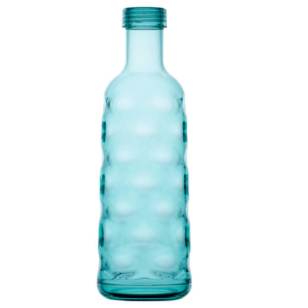 Bottle Moon Acqua Turquoise - Set of 2