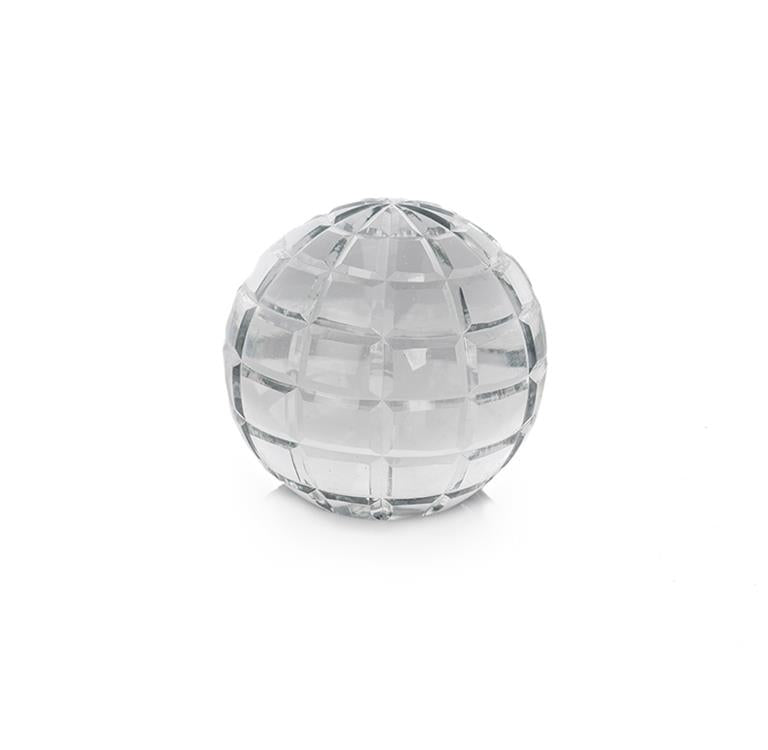 Ball Crystal Square 12cm