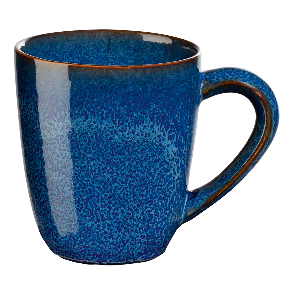 Mug Saison Midnight Blue Ceramic