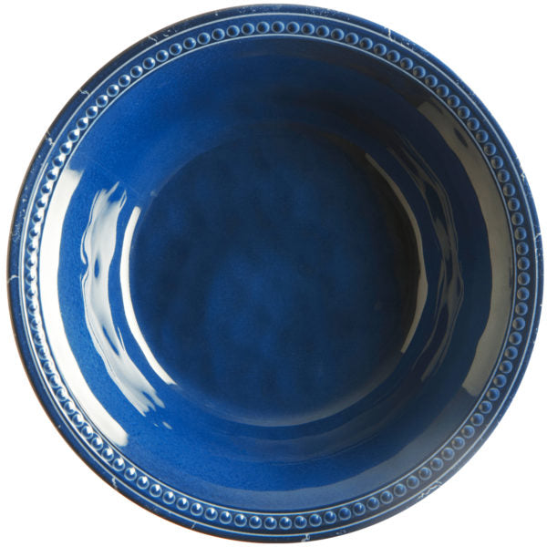 Deep Plate Harmony Lagoon Blue - Set of 6